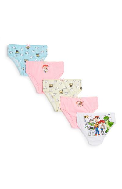 Toy Story Brief 5Pk