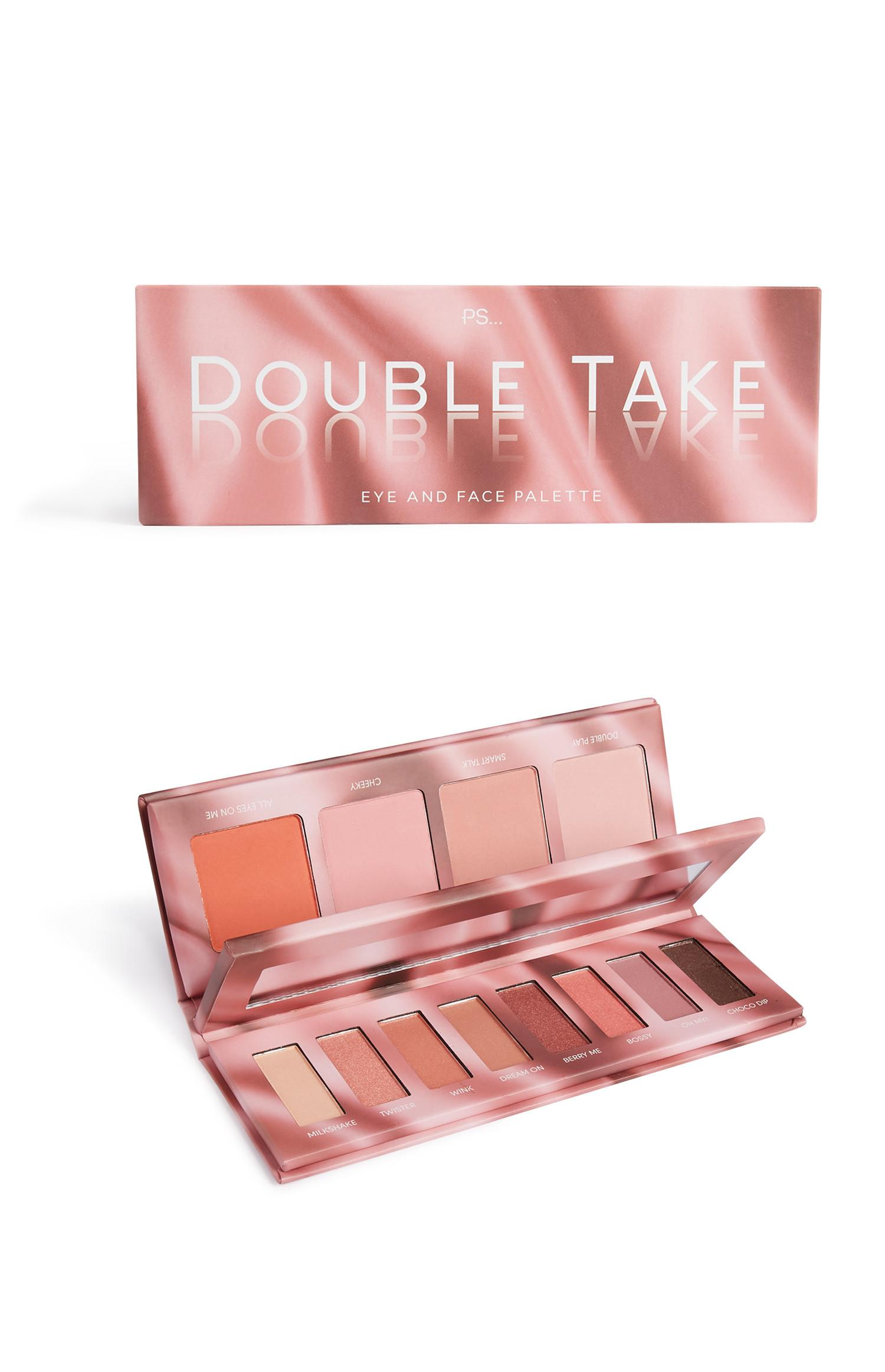 Double Take Eye Palette