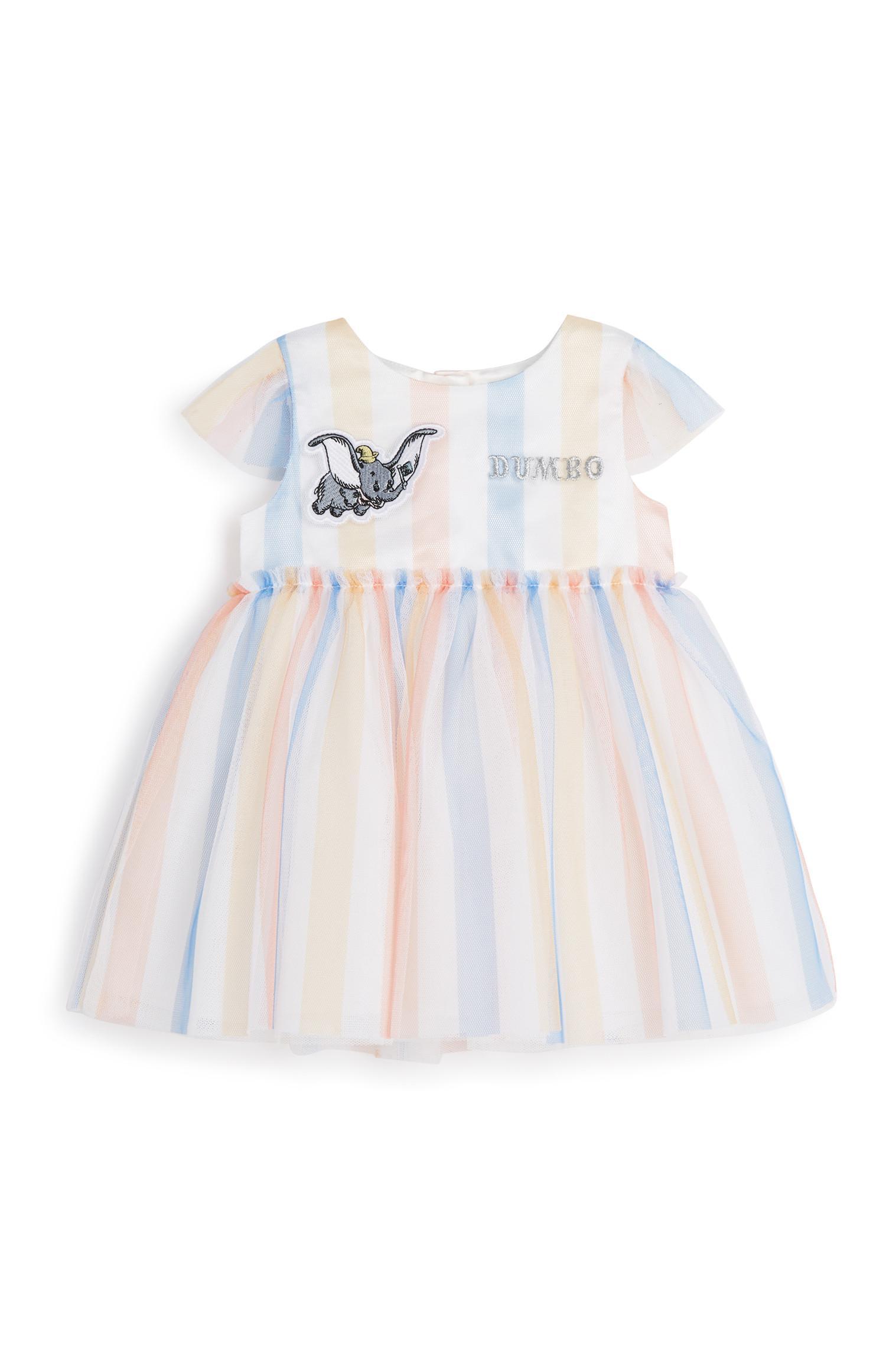 Newborn Dumbo Dress