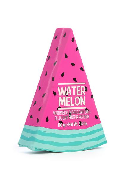 Watermelon Scent Bath Salts