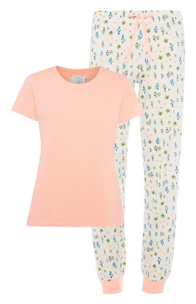 Cactus Pyjama Set