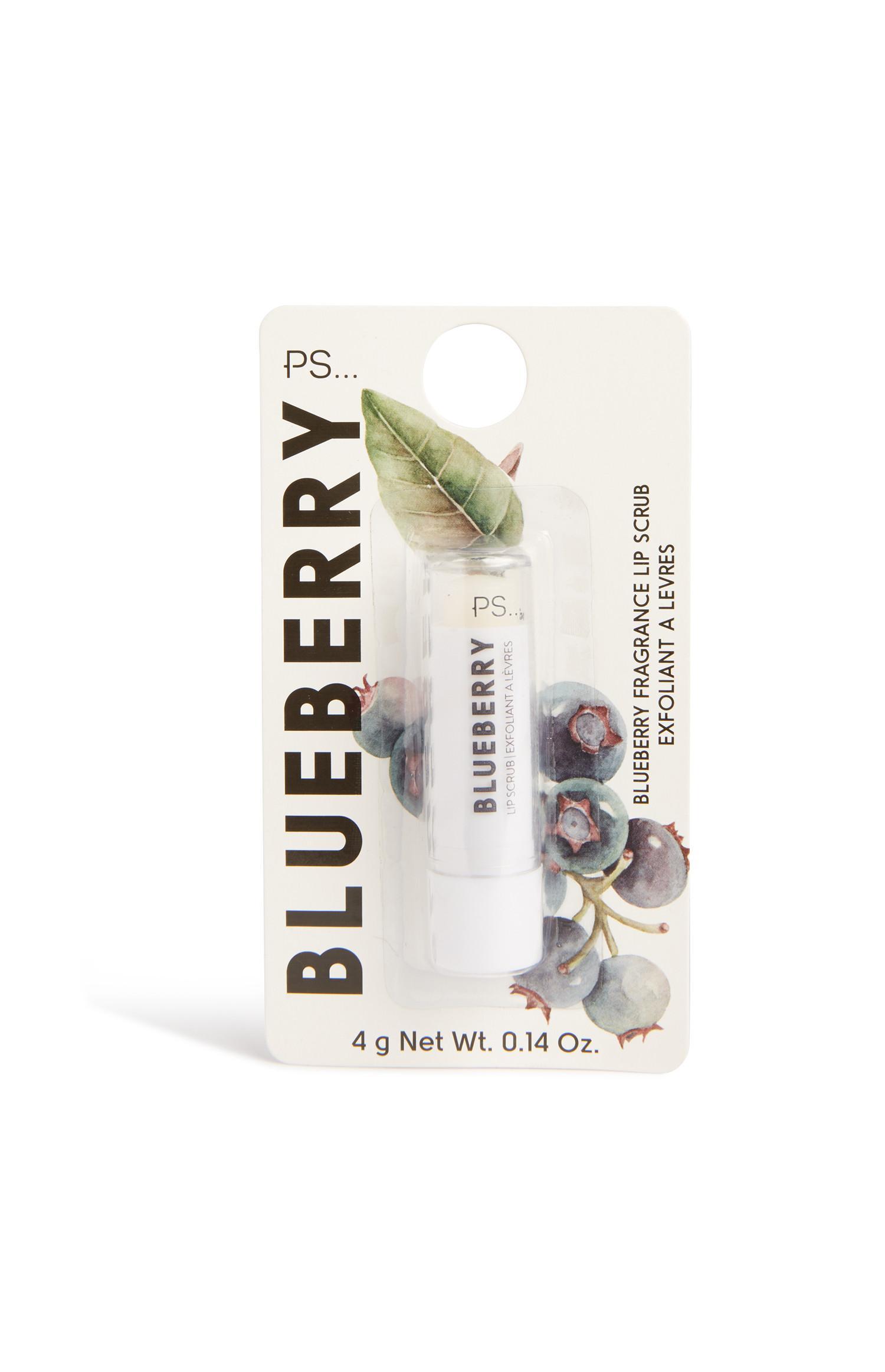 Blueberry Exfoliater Stick