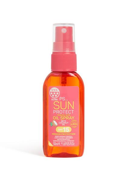 Sun Protect Oil Spray Coconut SPF15