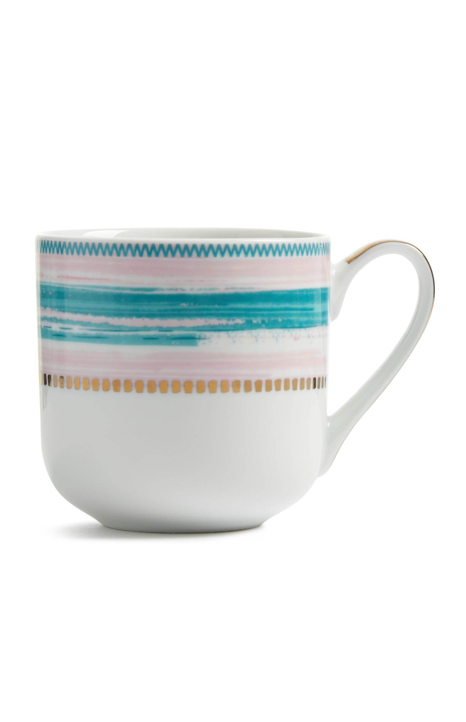 Ceramic Stripe Mug