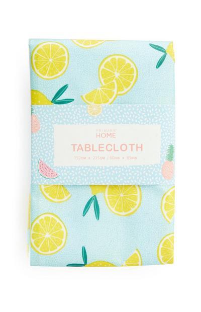 Lemon Tablecloth