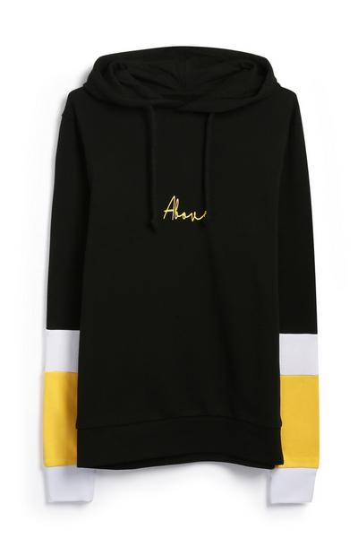 Colour Block Hoody