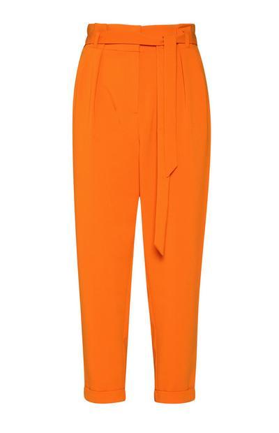 Orange Trouser