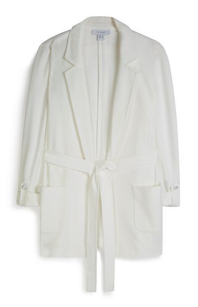White Tie Blazer