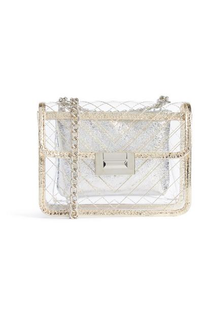 Clear 2In1 Bag