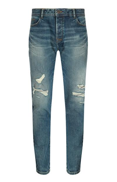Light Blue Ripped Jean