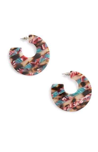 Disc Earring