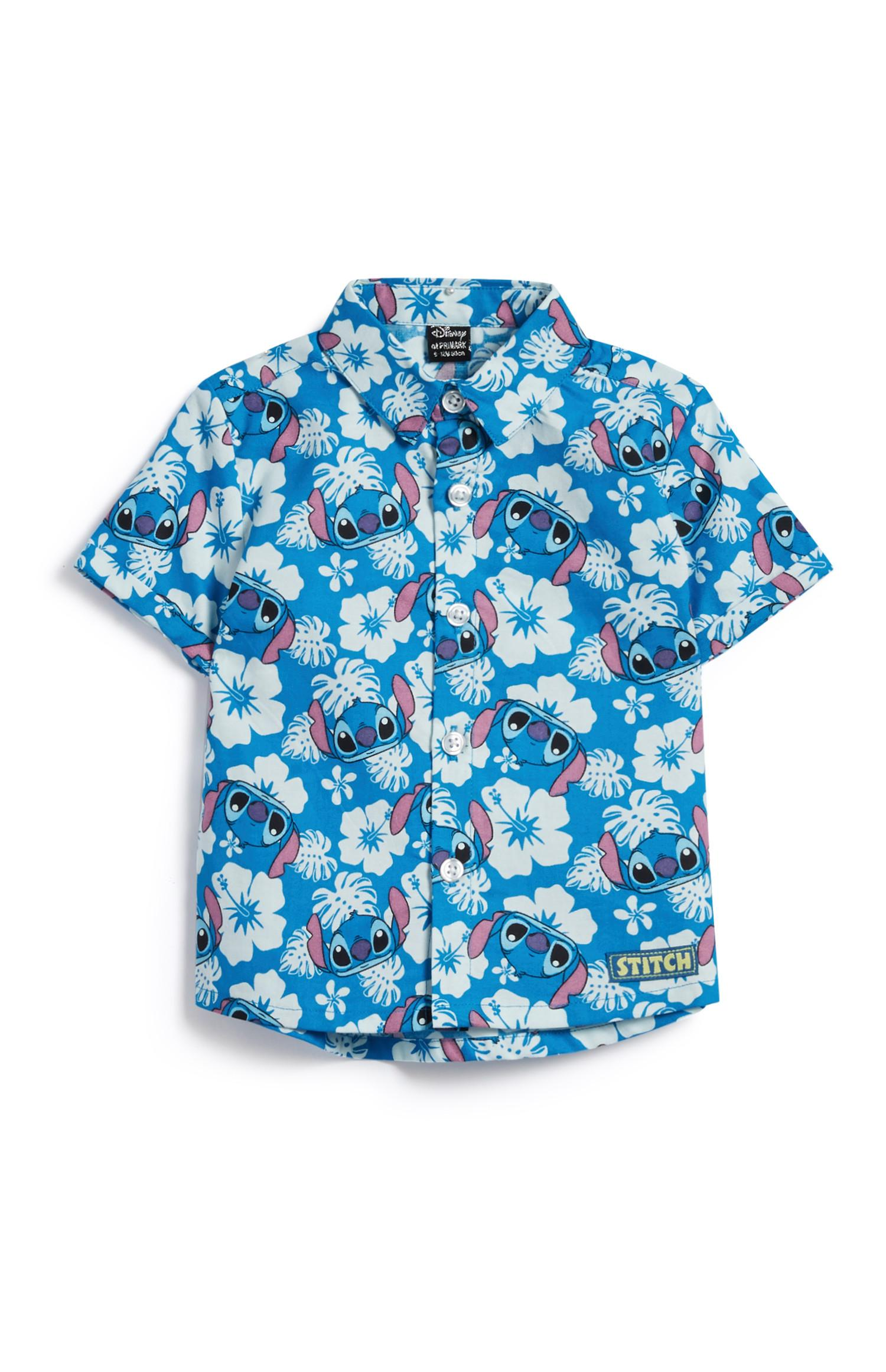 Baby Boy Stitch Shirt