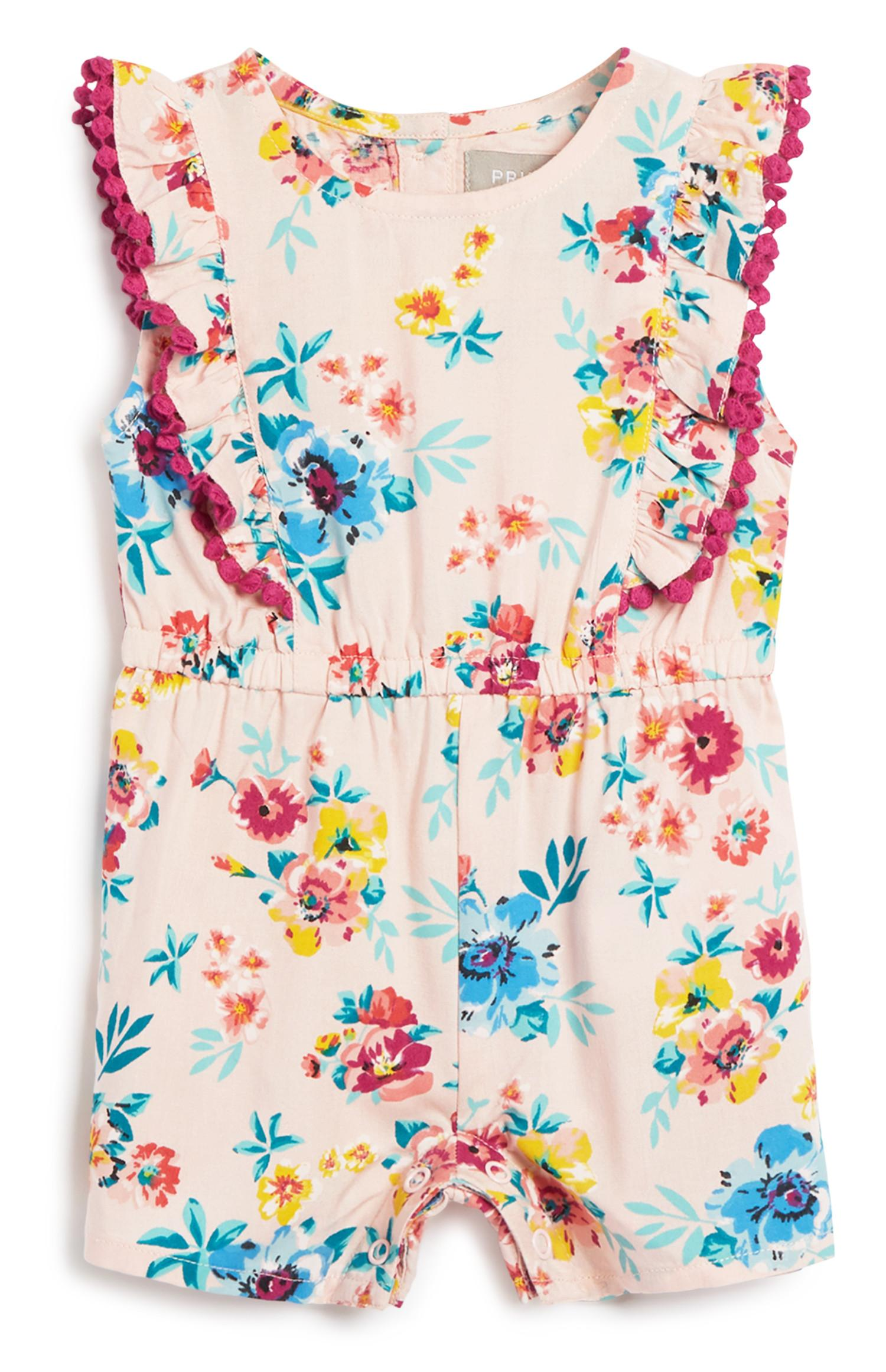Baby Frill Playsuit