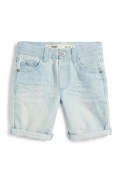 Younger Boy Denim Short