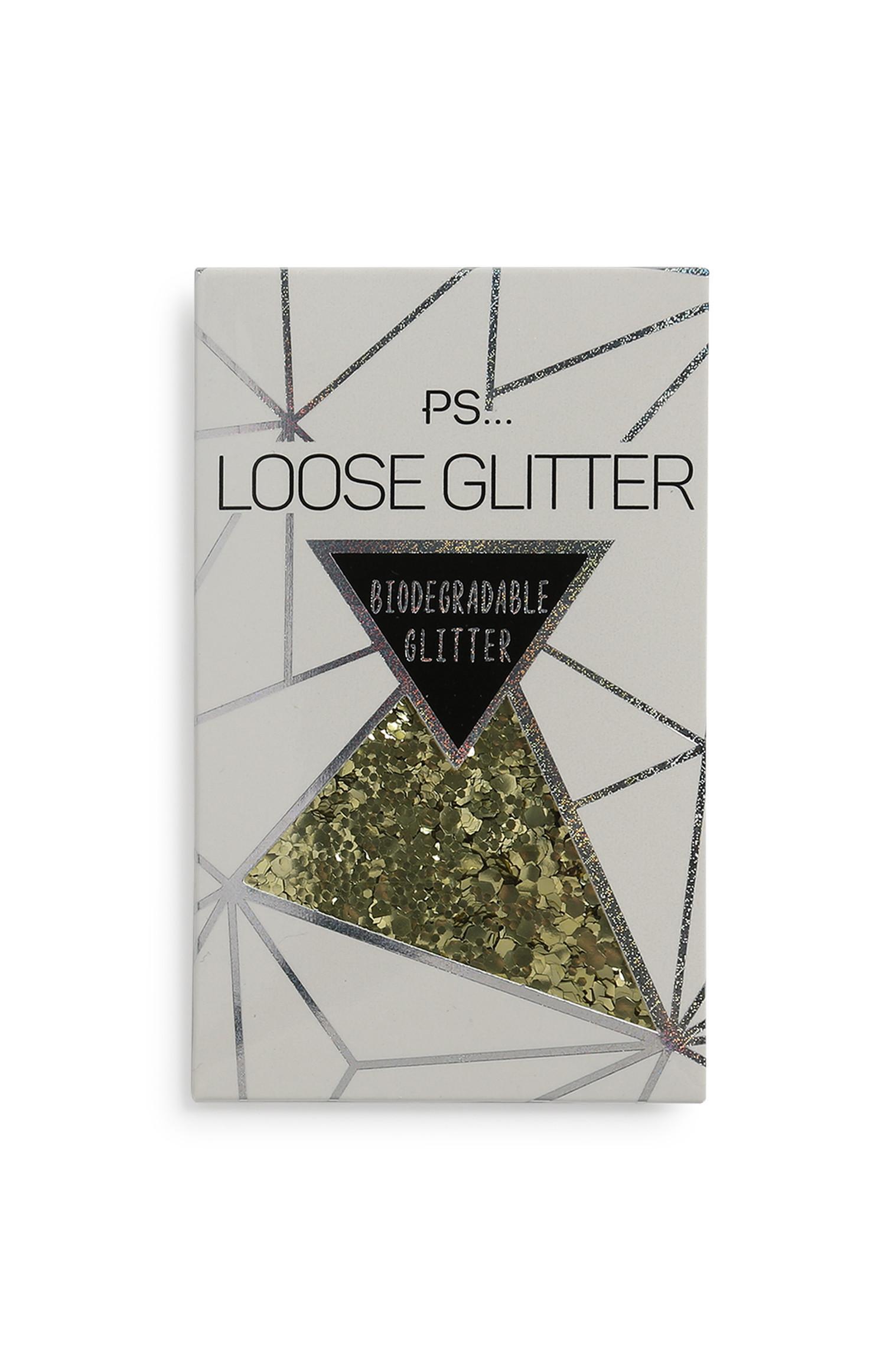 Gold Biodegradable Glitter