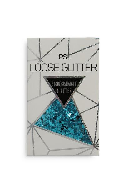 Blue Biodegradable Glitter