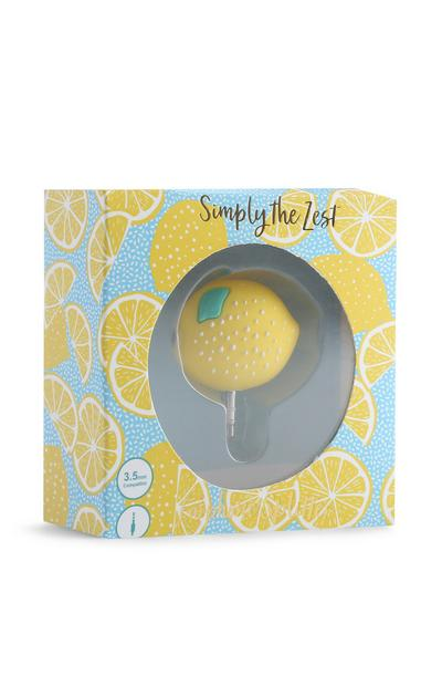 Lemon Headphone Splitter