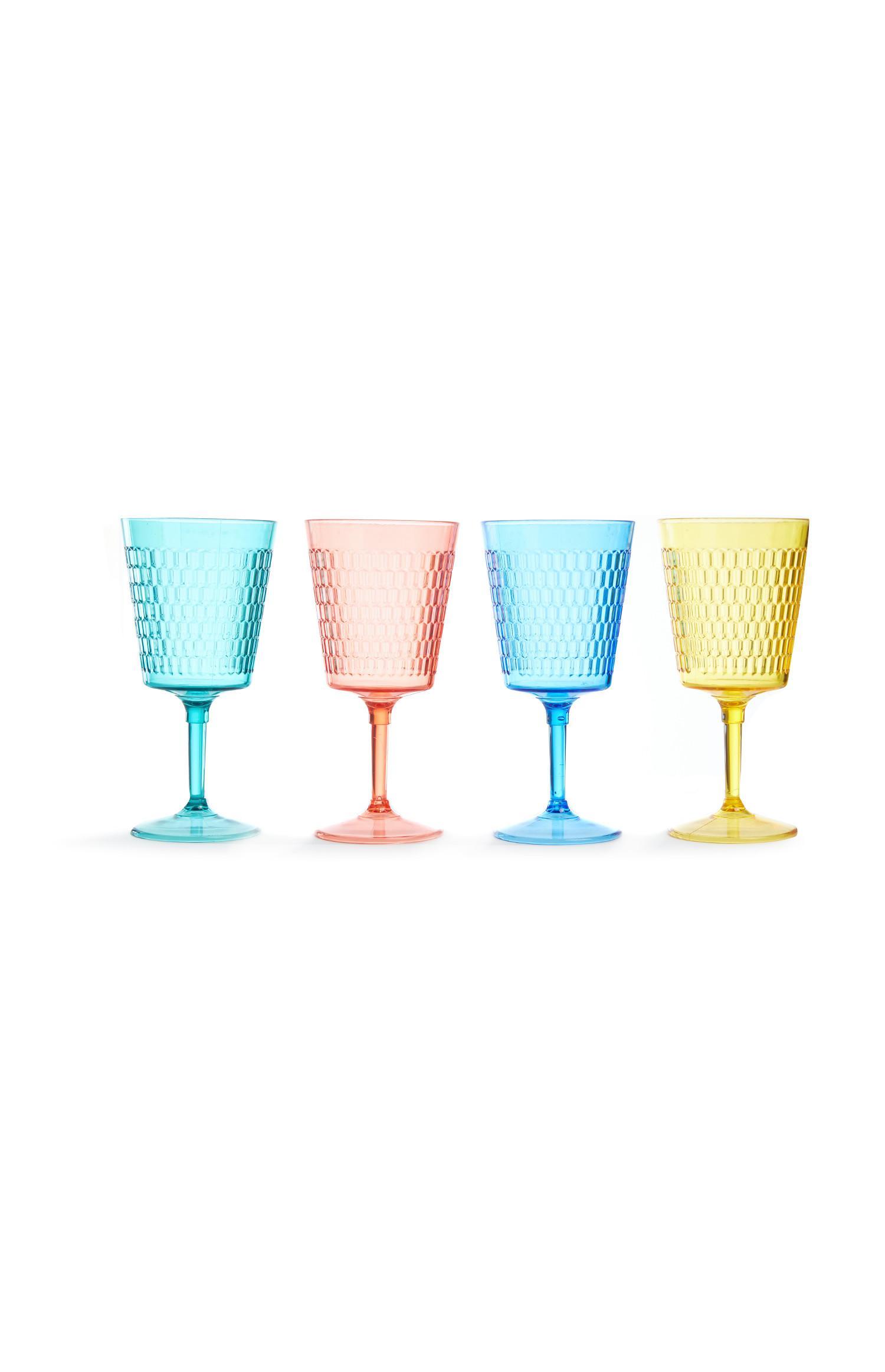 Wine Glasses 4Pk