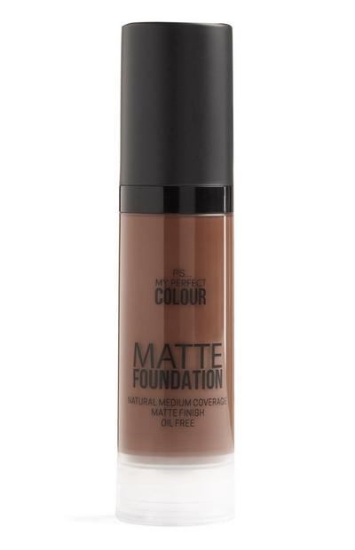 Chestnut Matte Foundation