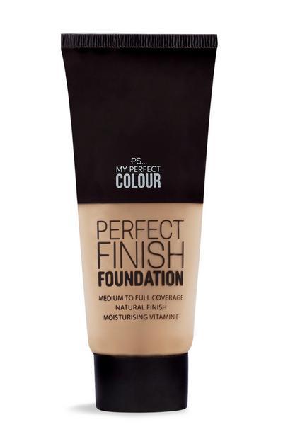 Ivory Perfect Finish Foundation