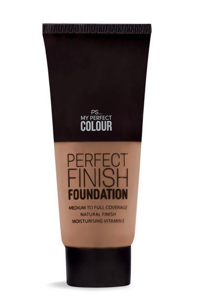 Almond Perfect Finish Foundation