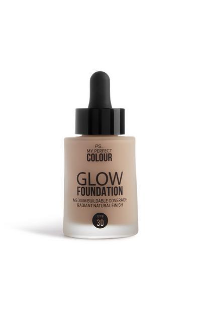 Nude Beige Glow Foundation