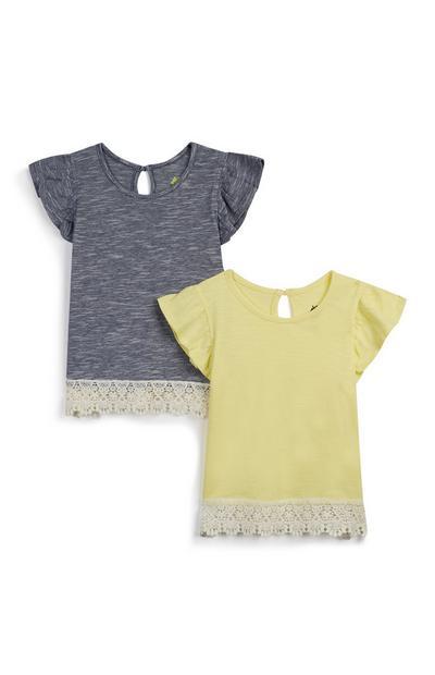 Baby Girl 2Pk T-Shirt