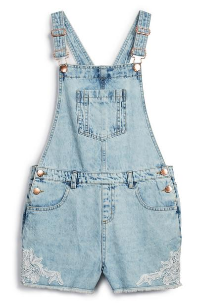Older Girl Dungarees