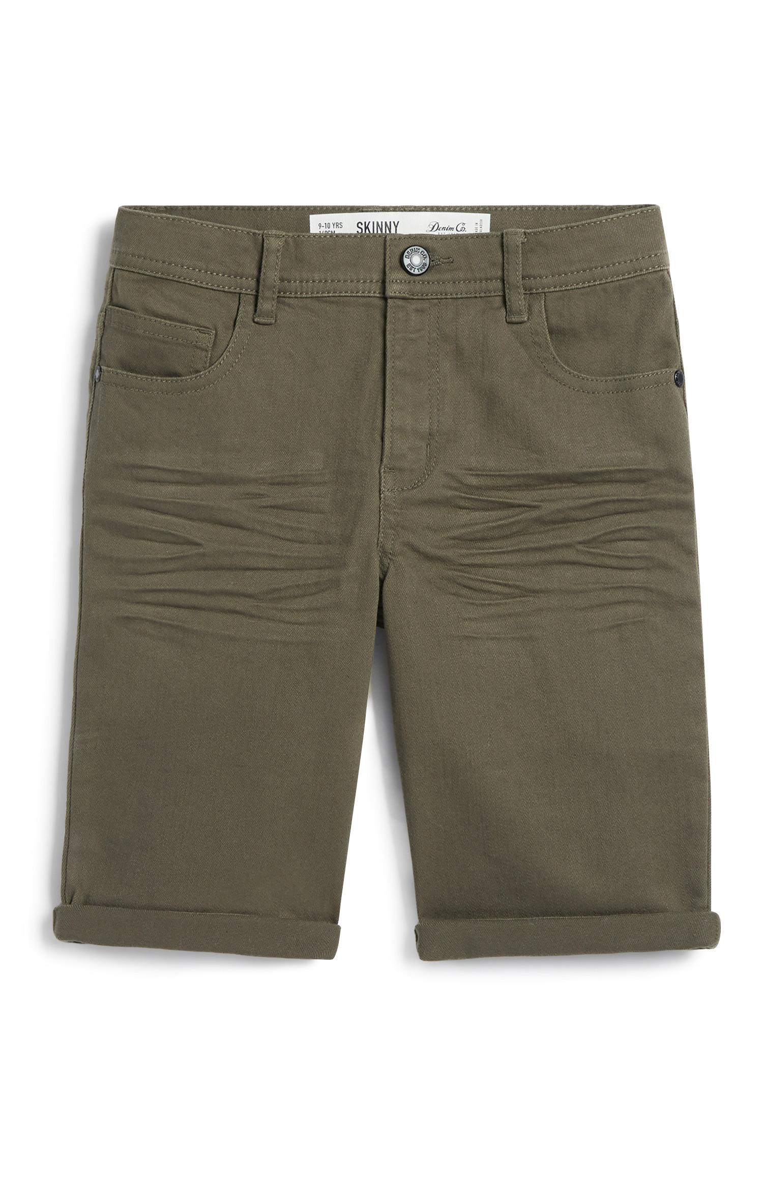 Older Boy Khaki Short