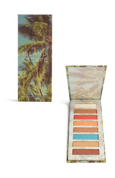 Island Escape Eyeshadow Palette