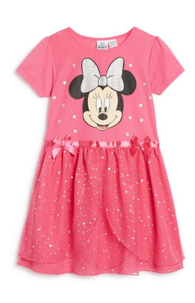 Minnie Mouse Pink Dress