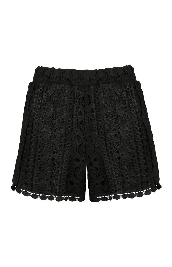 Black Lace Short