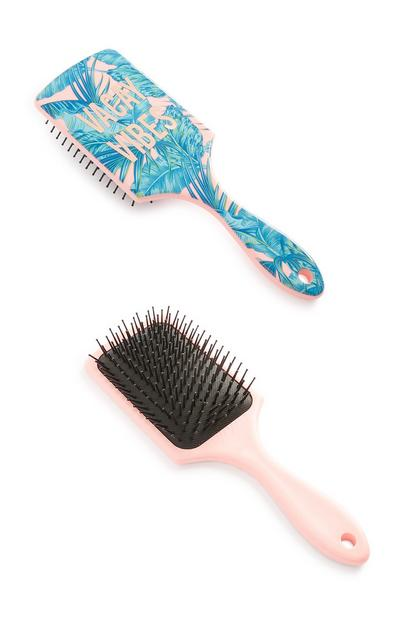 Palm Paddle Brush
