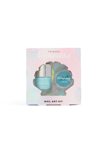 Mermazing Nail Art Kit