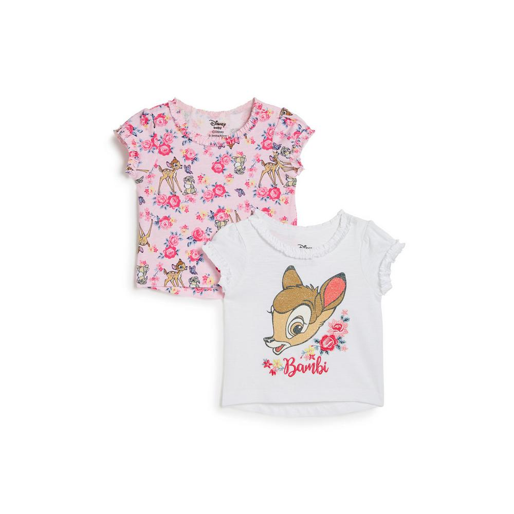 a20cd8af7f07 Baby Girl Bambi T-Shirt 2Pk | Baby Girl | Kids | Categories ...