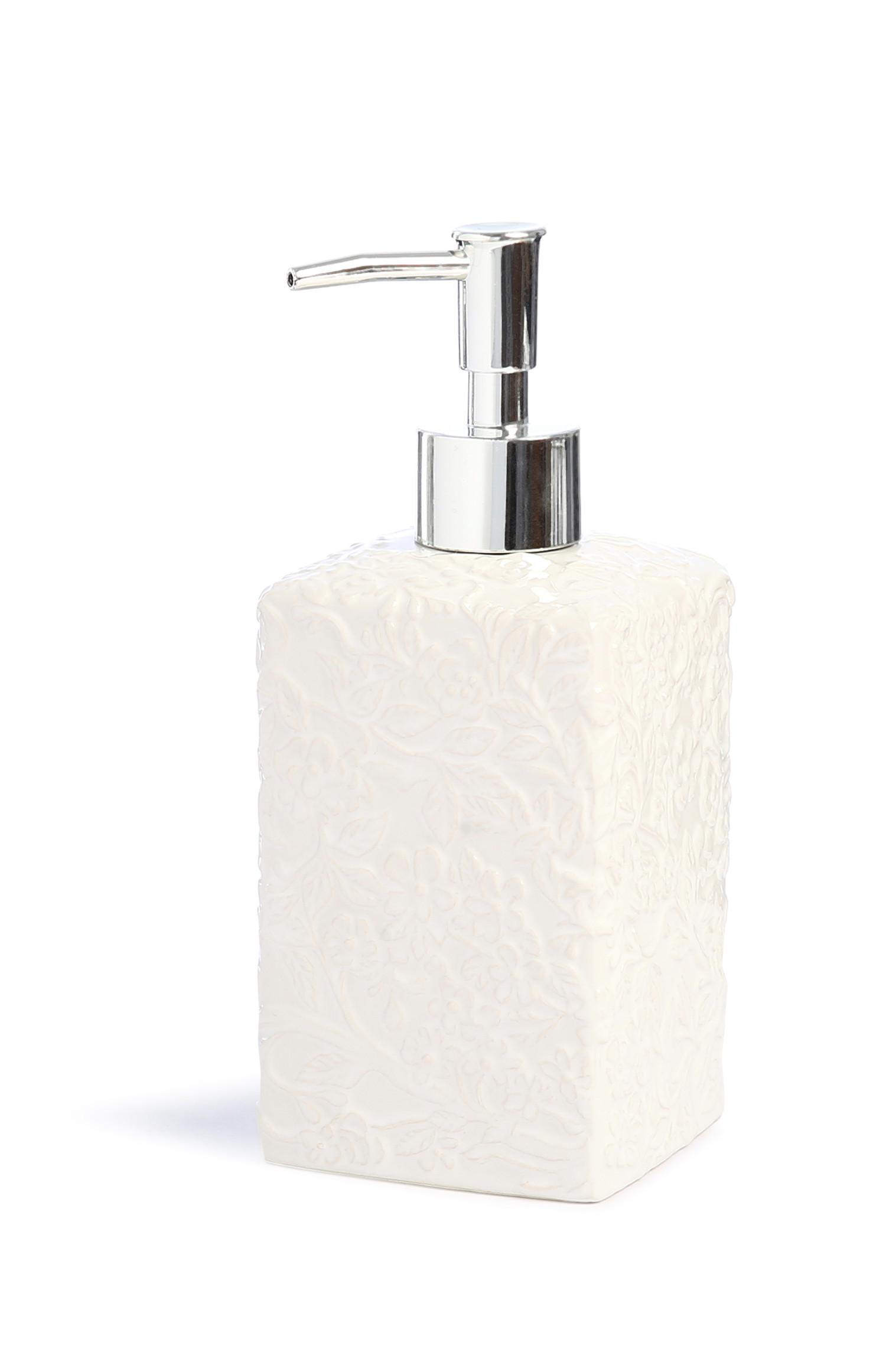 Embossed Soap Dispenser