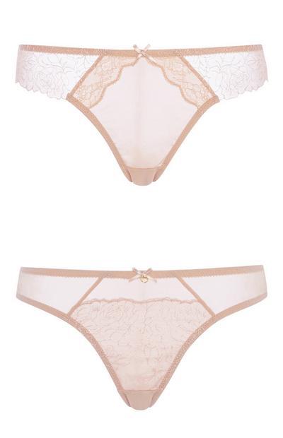 Pink Underwear 2Pk