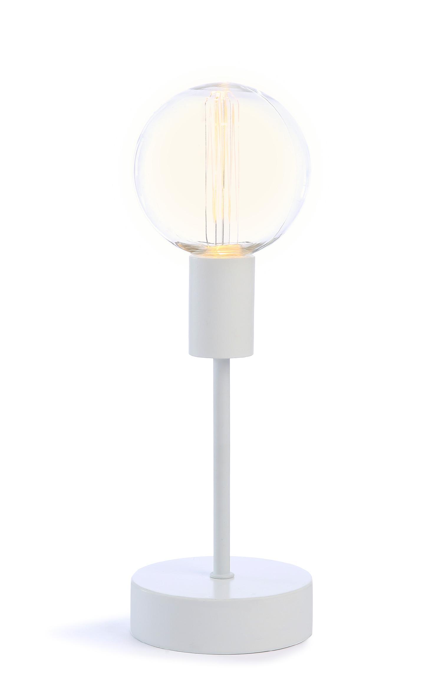 Lámpara en forma de bombilla