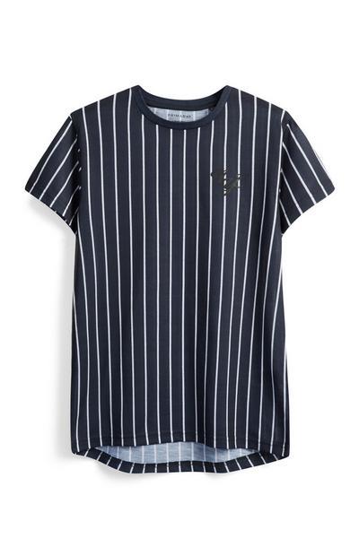 Older Boy Stripe Top