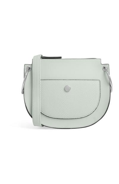 Mint Crossbody Bag