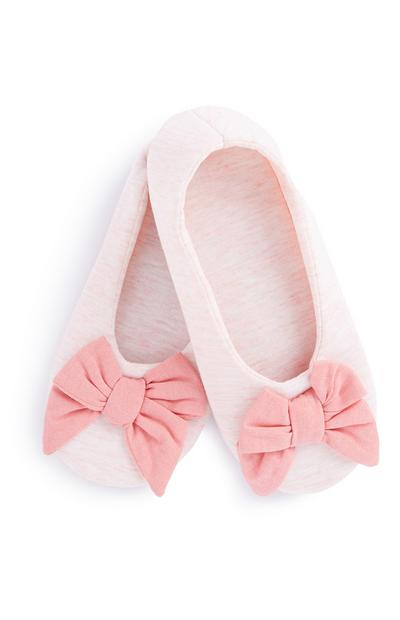 Coral Footlet Slipper