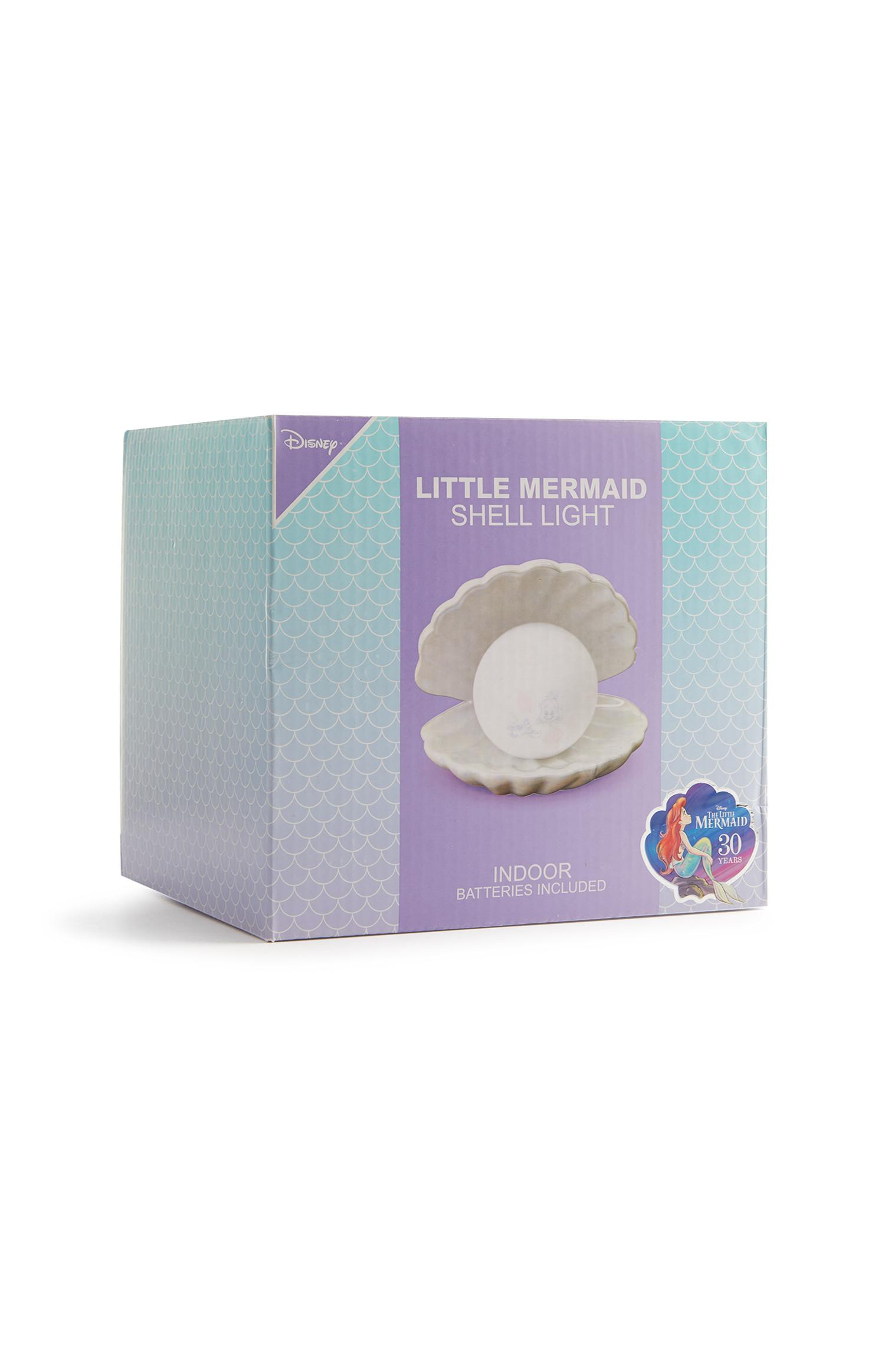 Little Mermaid Shell Light