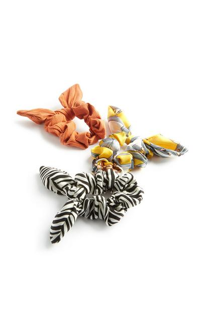 Mix 3PK Scrunchie