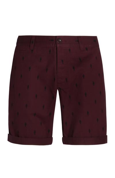 Rolled Chino Shorts