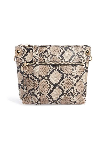 Snake Zip Bag