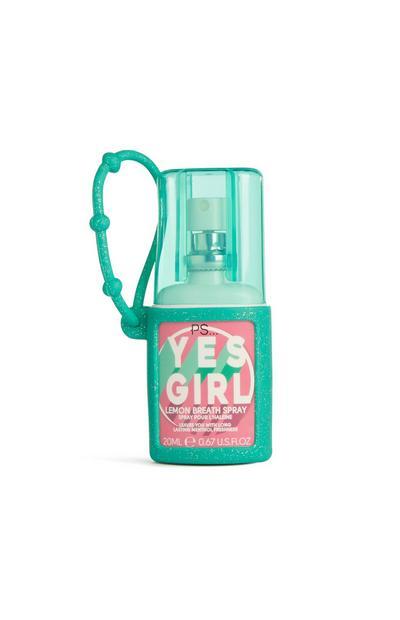 Lemon Breath Spray