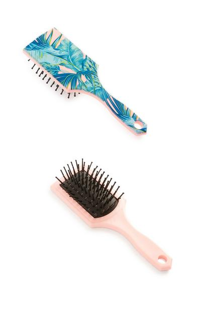 Mini Palm Paddle Brush