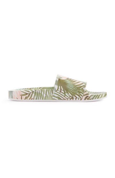 Palm Print Slider