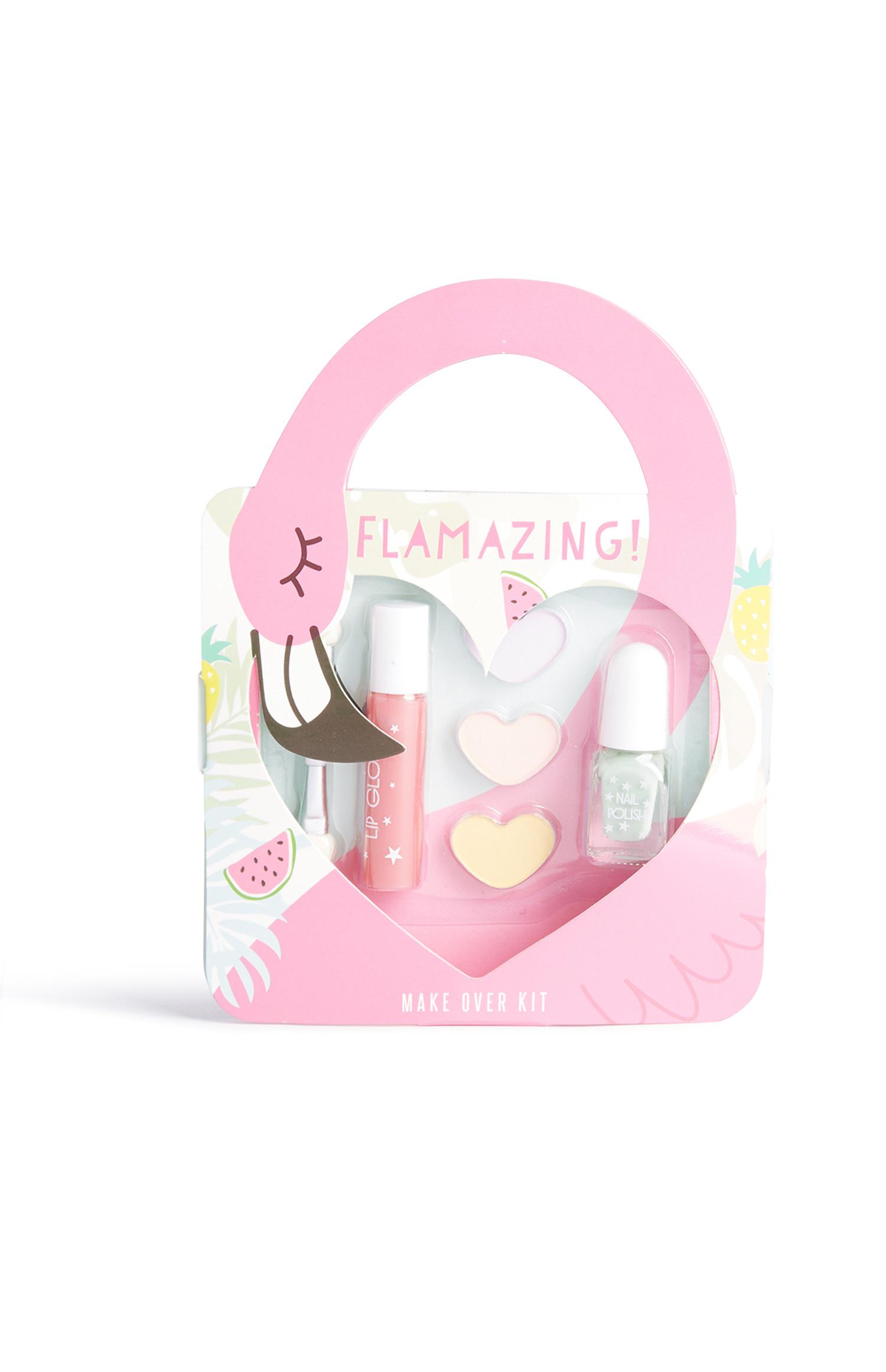 Flamingo Make Up Set
