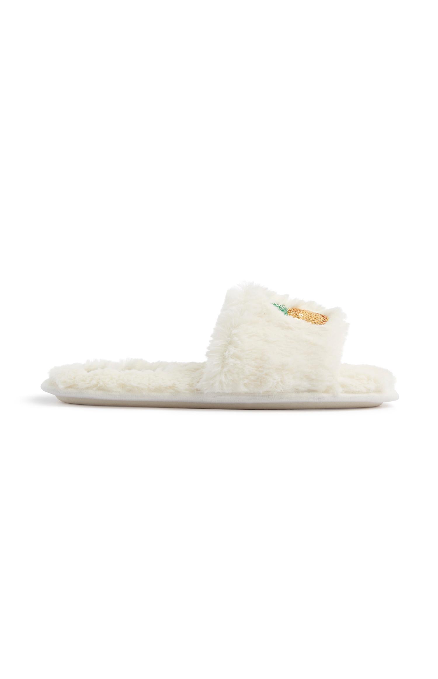 Memory foam Pineapple Slipper